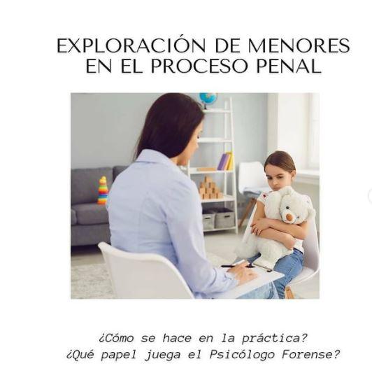 Exploración de menores en el proceso penal